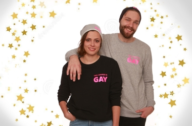 Santa Claus didn't bring the Prague Pride winter collection? Order it online