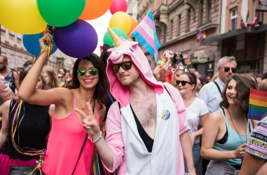 What will this year's Prague Pride festival be like? Dozens of events await us in August
